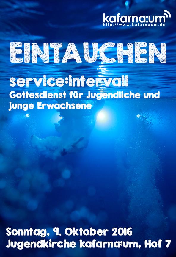service:intervall am 9. Oktober 2016