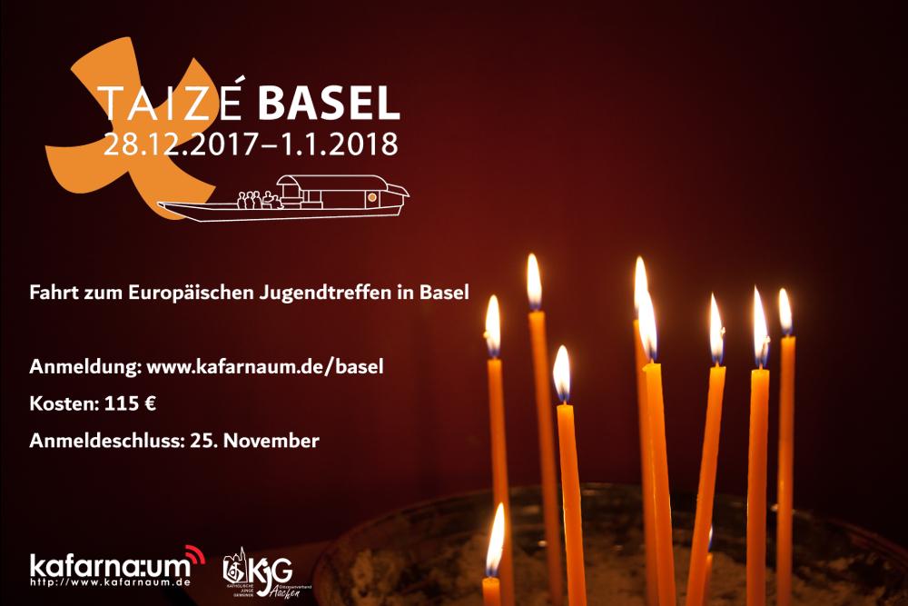 Europäisches Jugendtreffen in Basel